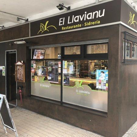 restaurante llavianu cachopo gijon