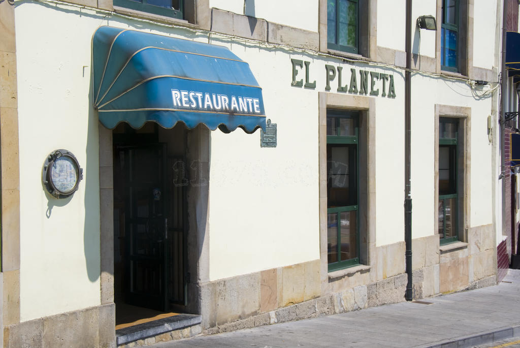 restaurante el planeta en gijon